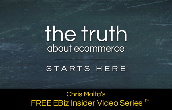 Chris Malta's EBiz Insider Video Series