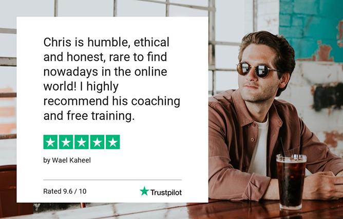 Chris Malta Trustpilot Review
