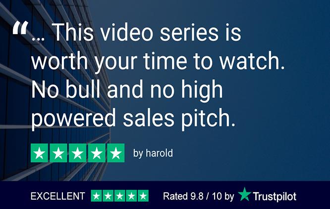 Trustpilot Review - Harold