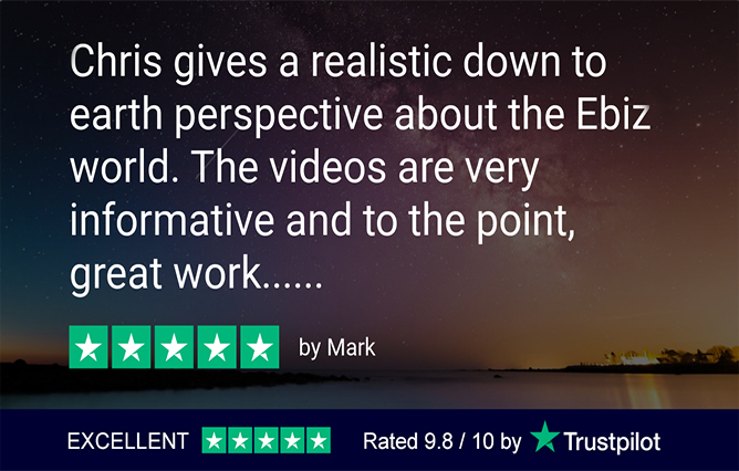 Trustpilot Review - Mark